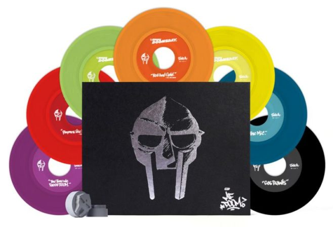 Doomsday vinyl box set