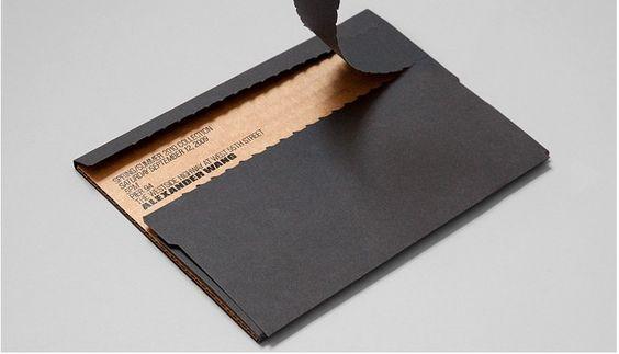 8 Impressive CD Mailers and CD Folders -