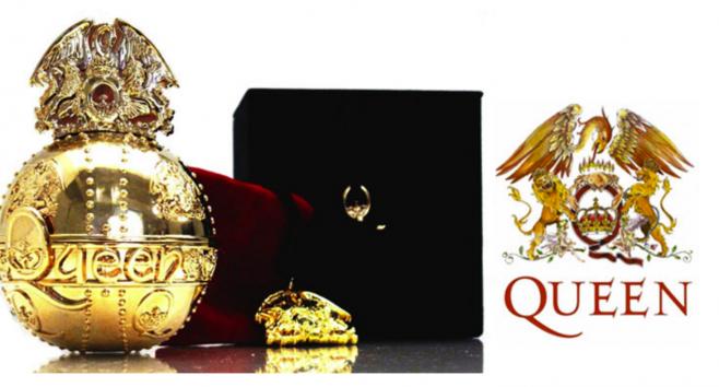 Queen CD packaging orb